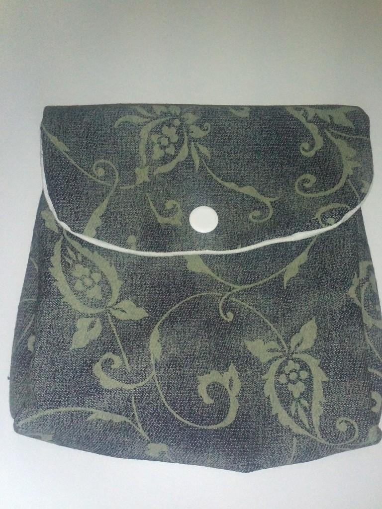 Toutouille couture 2012 septembre - Pochette pour mettre dans sac a main ...