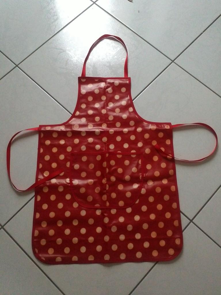 Toutouille couture tablier de cuisine taille 5 ans for Tablier de cuisine couture